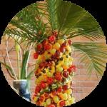 palma owocowa