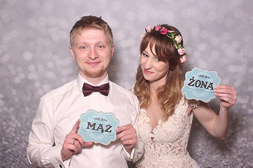 Fotobudka Andrea i Tomasz