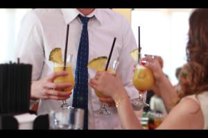drinki na weselu