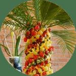 palma owocowa to doskonała atrakcja