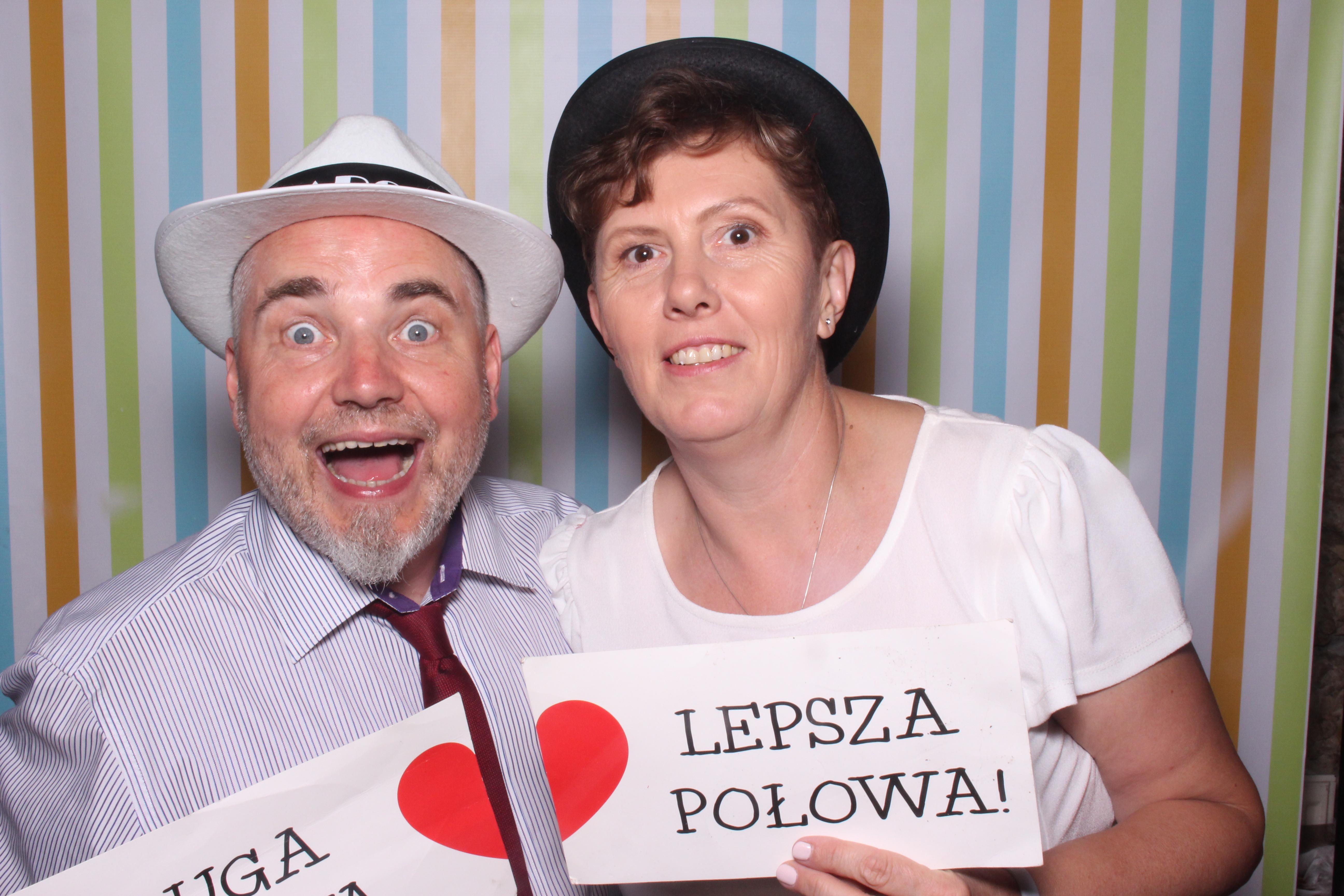 25-lecie Eli i Leszka